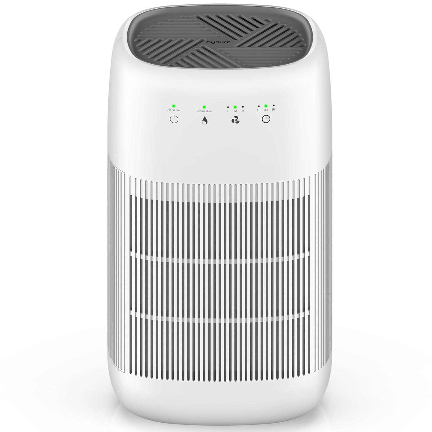 hysure Air Purifier Dehumidifier 2-in-1 For Home With HEPA Filter, Advanced Air Filtration